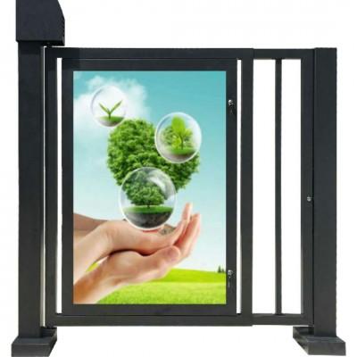 电动广告门/电动栅栏门/电动平移门