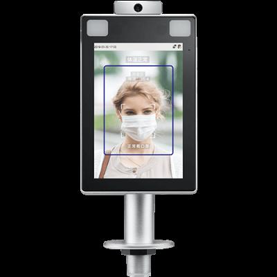 中控TDB08-W-plus测温版动态人脸一体机