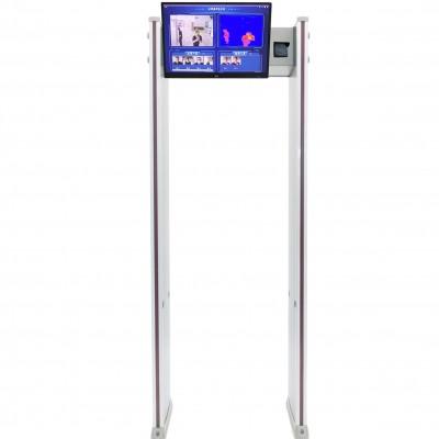 中控ZKTD-RCX160 热成像测温安检门