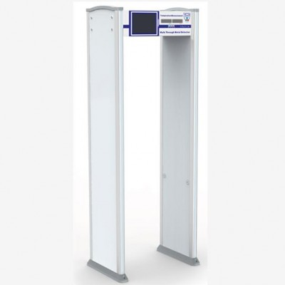ZK-CWM03-R 热成像测温安检门