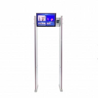 医院、学校、车站等公共场所适合哪种测温设备
